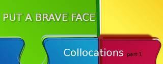 Common collocations in English language part 1