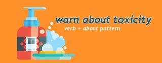 Verb + about as a dependent preposition pattern